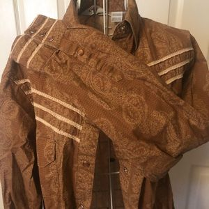 Vintage Roper Country Western Shirt